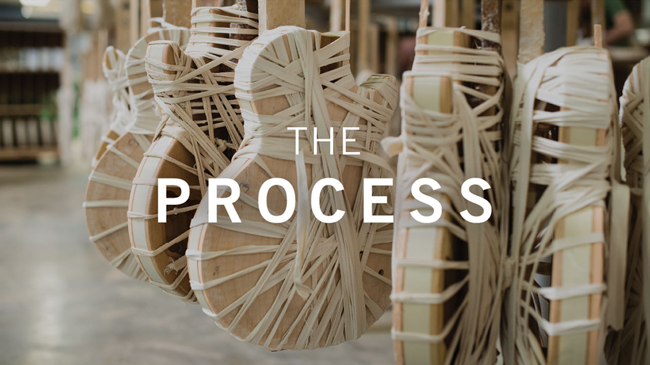 "Gibson, Documentário ""The Process"""