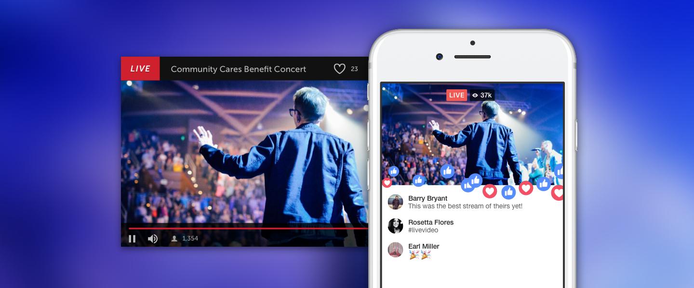 Facebook Cria Ferramenta de Bilheteira para Livestreams