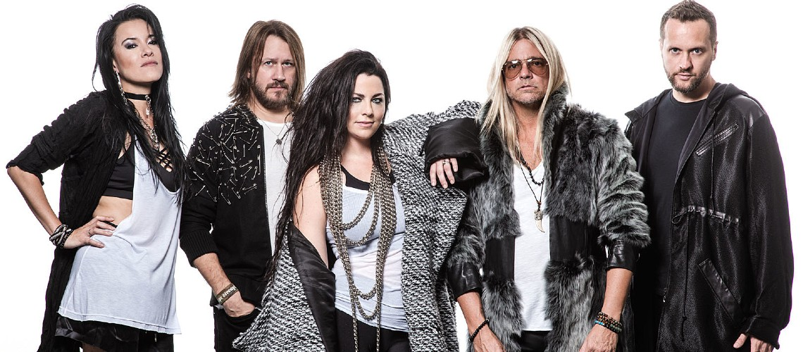 "Evanescence Estreiam ""Wasted On You"""
