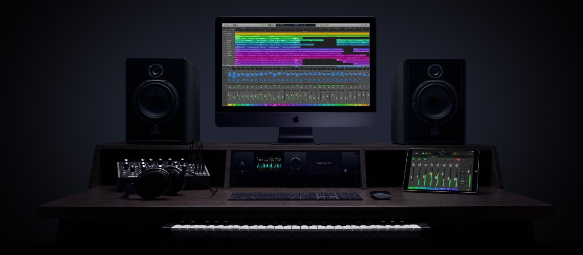 Apple Logic Pro X em Formato Trial Gratuito