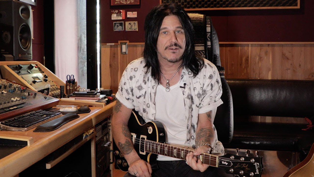 "Gilby Clarke Estreia ""Rock N Roll Is Getting Louder"""