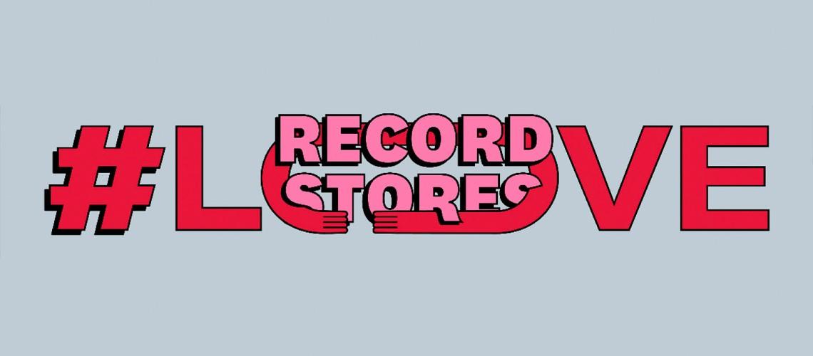 #LoveRecordStores