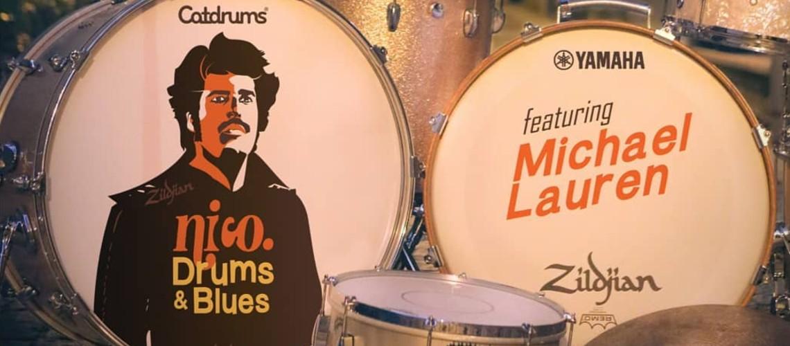 """Nico Drums & Blues, """"Let's Talk"""""""