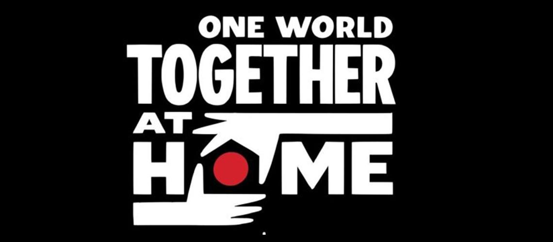 """""""One World: Together at Home"""": a iniciativa que junta Lady Gaga, Stevie Wonder,  Eddie Vedder, Elton John, entre outros"""