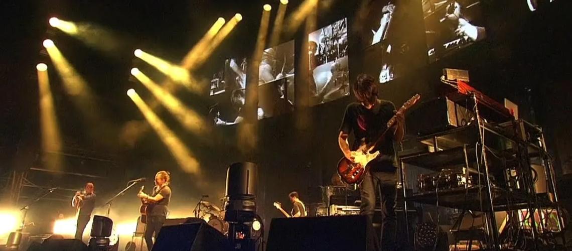 Quarentena Corona: Radiohead transmitem em streaming vários concertos