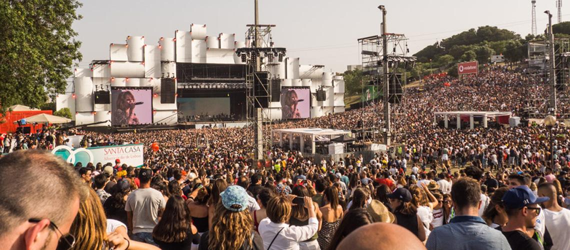 9.ª edição do Rock in Rio Lisboa adiada para 2021