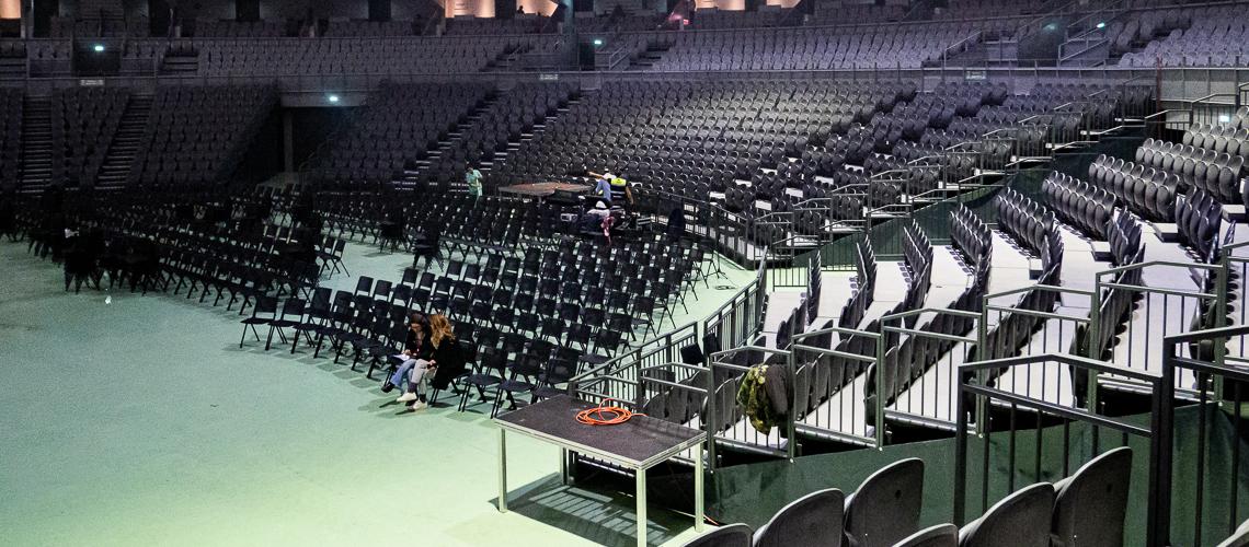 Covid-19: Novo Estudo Conclui Que Salas De Espectáculos São Seguras