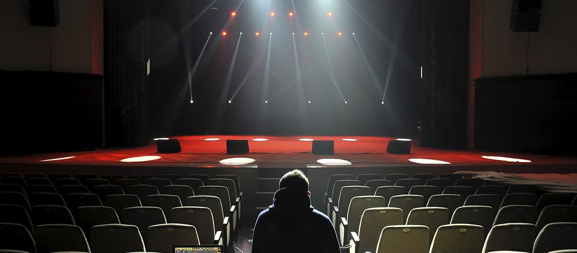 AUDIOGEST cria fundo de apoio a profissionais do espectáculo e de produção musical