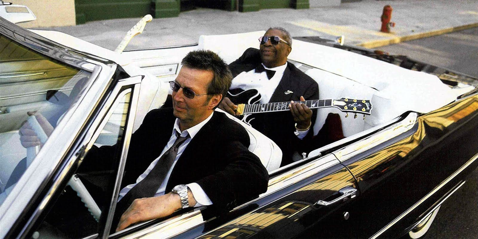 "Eric Clapton & B.B. King, 20 Anos de ""Riding With The King"""