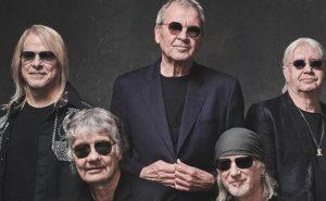 Deep Purple Apresentam Novo álbum em Portugal