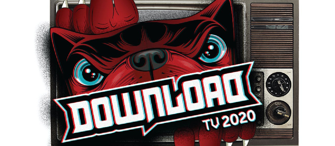 #DownloadTV: Iron Maiden, System of a Down e KISS estão confirmadas no festival online do Download