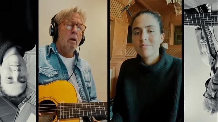 Eric Clapton e a Portuguesa Maro em Versão Deslumbrante de Tears In Heaven [Vídeo]