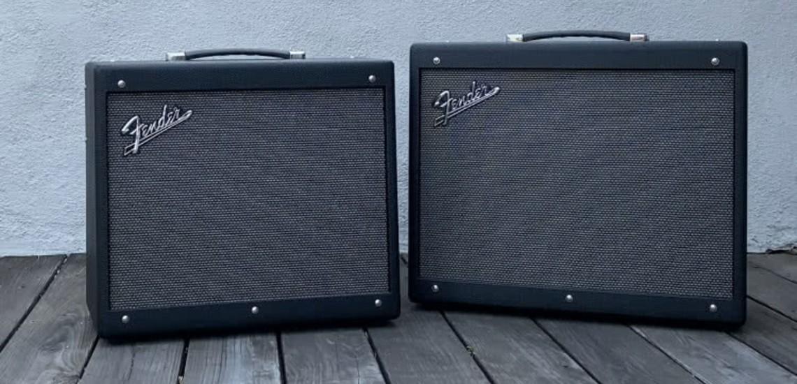 Fender Mustang GTX, Nova Gama de Modelling Amps