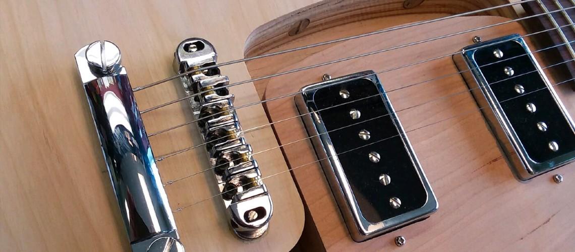 Fern Guitars Apresenta Inovador Conceito de Madeira Modular