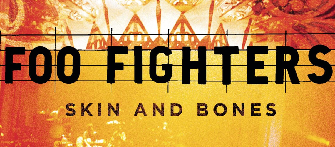 "Foo Fighters: Assiste ao concerto acústico ""Skin And Bones"" de 2006"