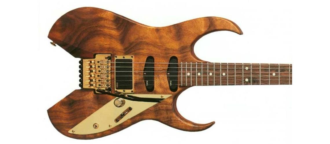 Ibanez Guitars, 30 Anos da Exótica Voyager