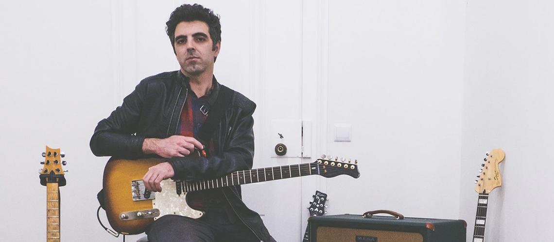Jorge Loura, Guitarristas Preferidos & Influências