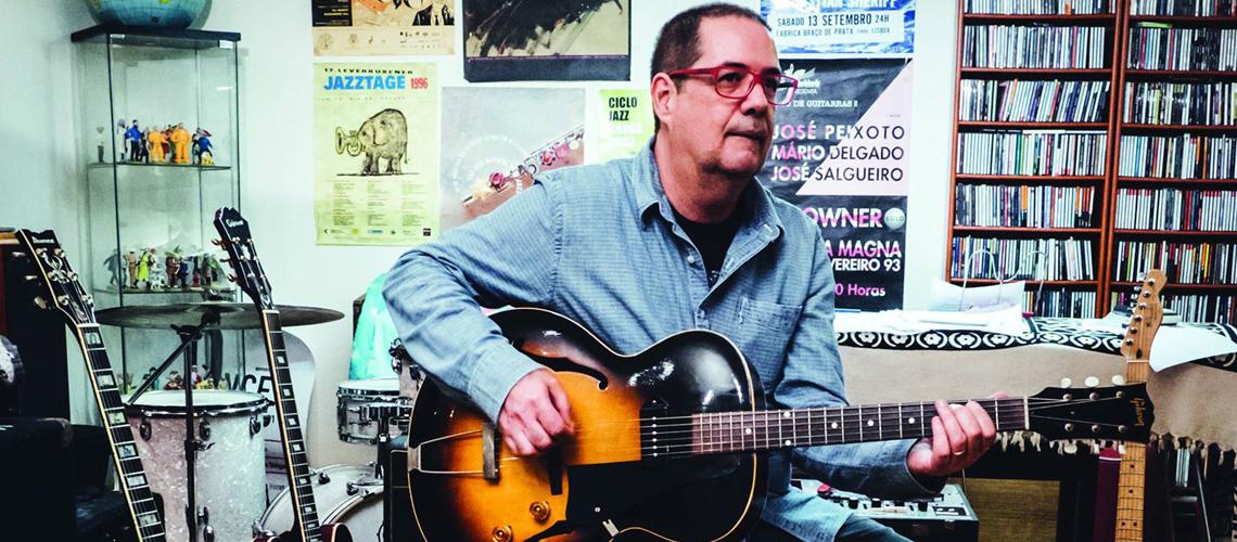 Mário Delgado, Guitarristas Preferidos & Influências