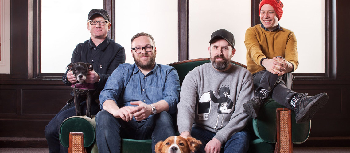 "Mogwai Anunciam Novo Álbum, ""As the Love Continues"""