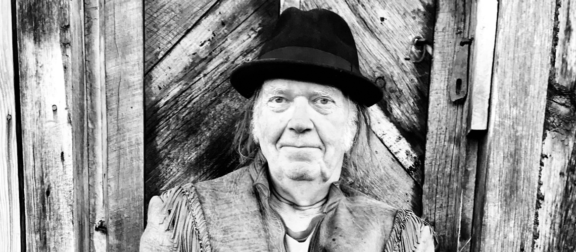 Neil Young Anuncia EP The Times