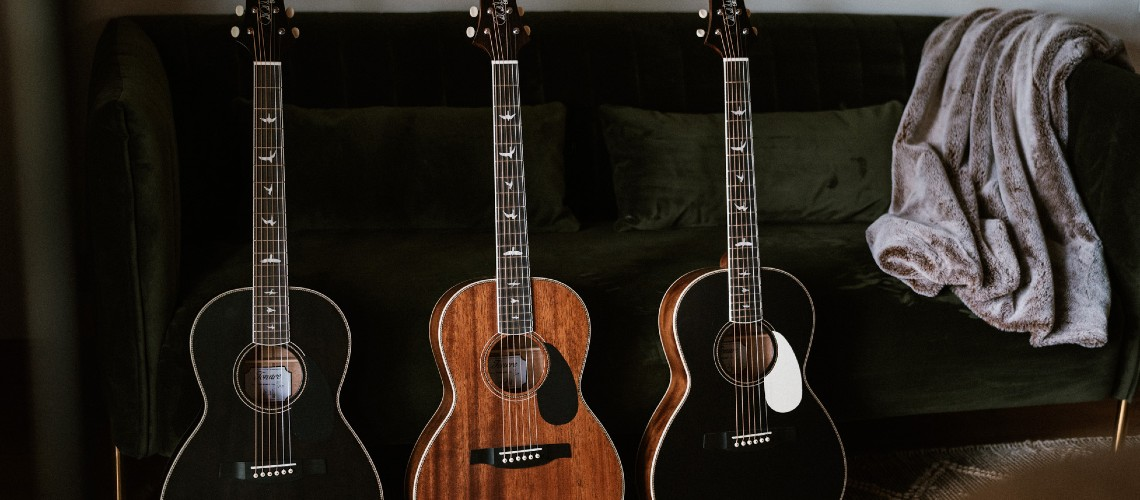 As Nova Guitarras PRS SE P20 & P20E