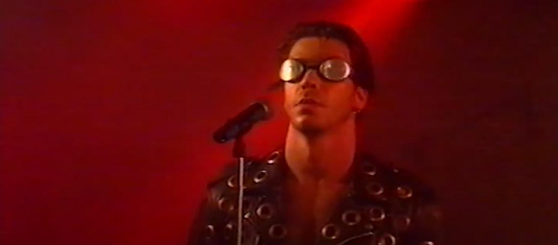 Máquina do Tempo: Vê o vídeo que mostra como eram os concertos dos Rammstein em 1994