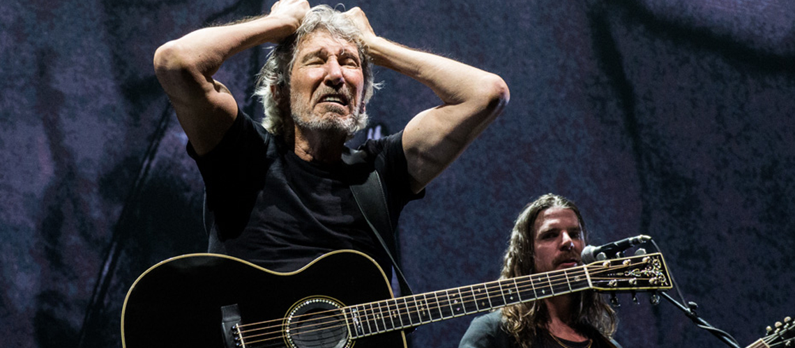 Roger Waters em Novo Rant Anti Gilmour