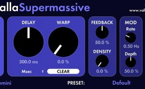 valhalla-supermassive interface