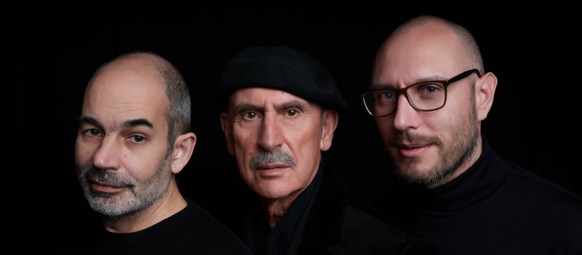 Vitorino, novo álbum a 1 voz e dois pianos