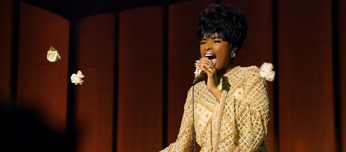 """Vê o trailer para """"Respect"""", filme baseado na vida de Aretha Franklin"""