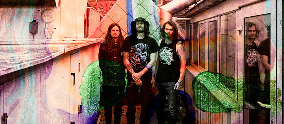 """Saturnine & Iron Jaw"" é o primeiro avanço do novo álbum de All Them Witches"