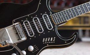 burns guitars vintage
