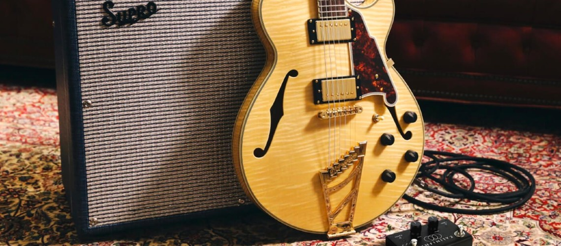 D'Angelico Guitars Compra Supro e Pigtronix