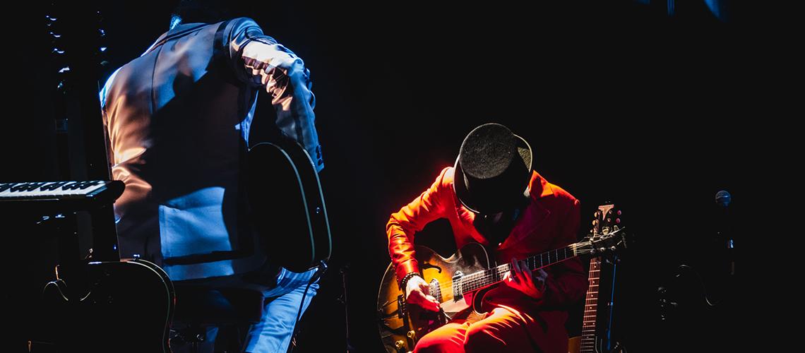 Soam As Guitarras de regresso aos concertos em sala
