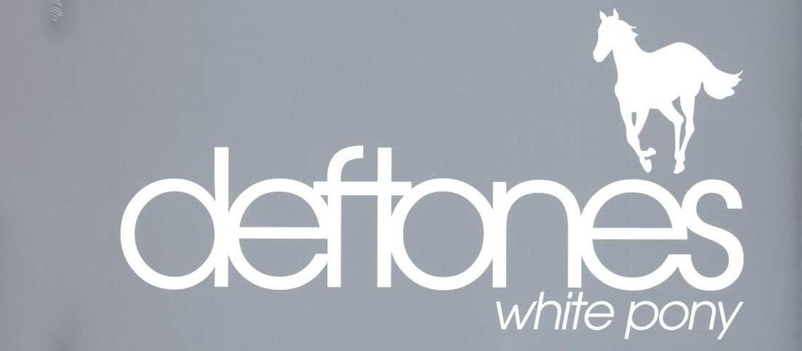 """Deftones Celebram 20 Anos de """"White Pony"""" Com Reedição Acompanhada de Remixes e listening party"""