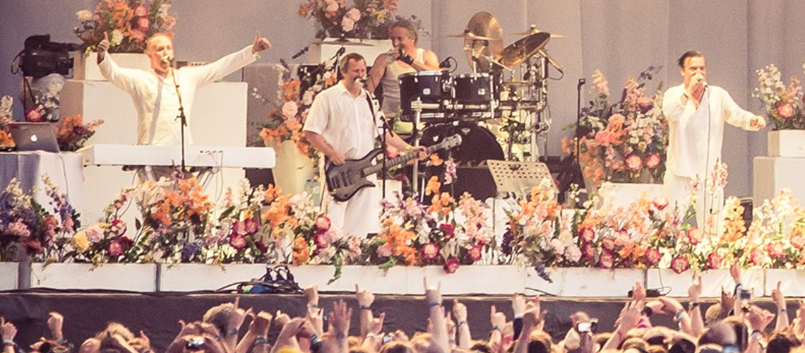 Live Stream: Faith No More no Hellfest em 2005