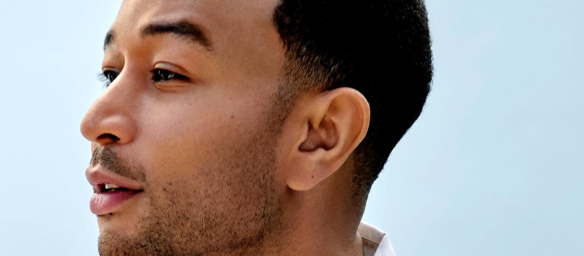 """""""Bigger Love"""" é o novo álbum de John Legend e já está disponível para audição"""