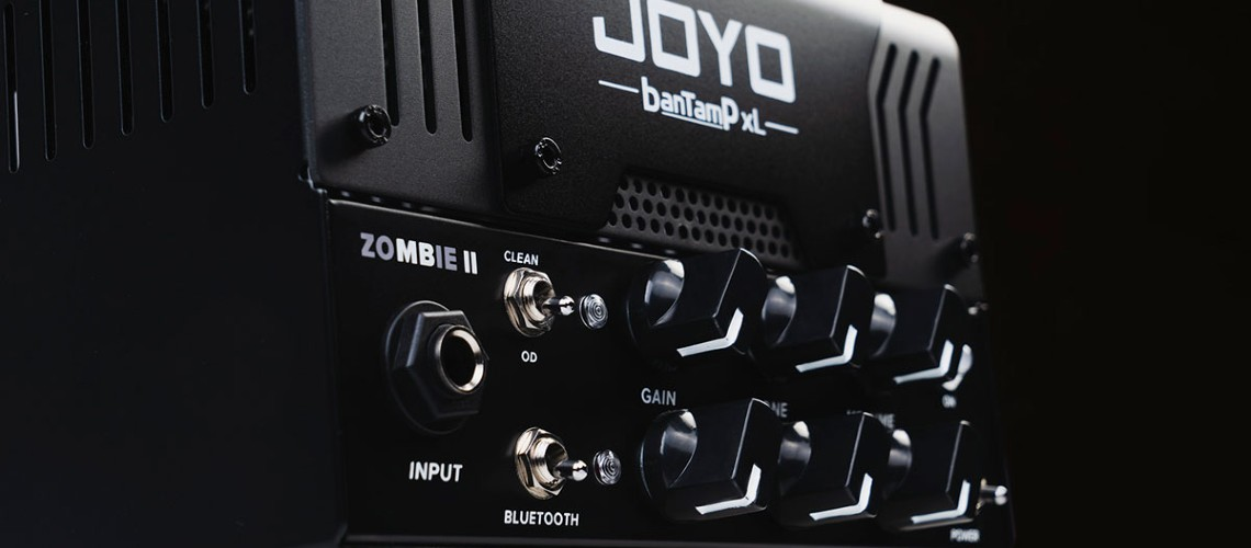 Joyo Estreia Mini Amps com Bluetooth, FX Loop e Footswitch Incluído