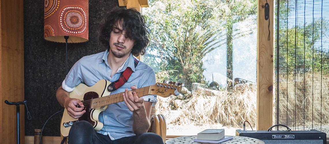 Miguel Nicolau, Guitarristas Preferidos & Influências
