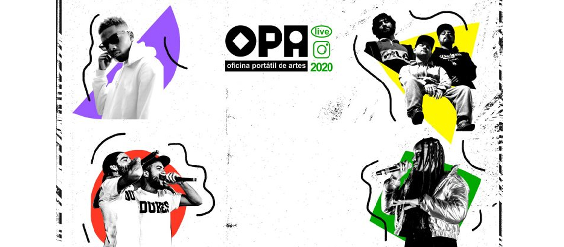 OPEN CALL OPA procura novos talentos no Hip Hop