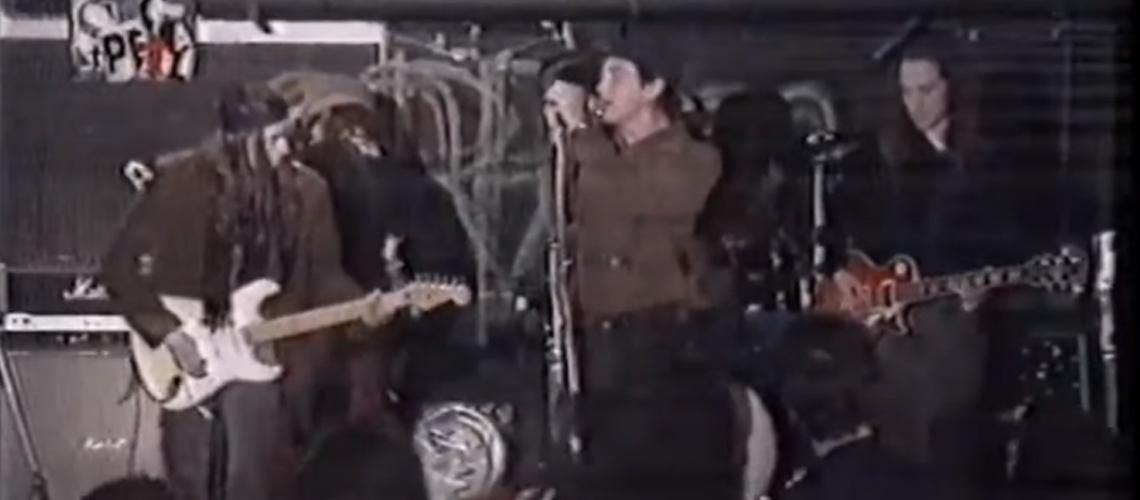 Máquina do Tempo: Filmagens raras de Pearl Jam em Milão em 1992