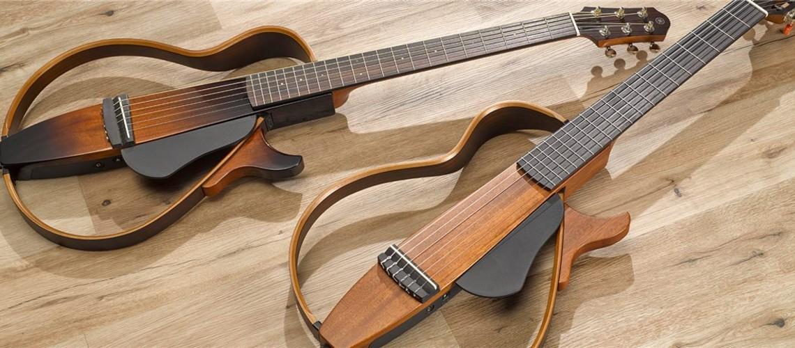 Yamaha SLG200N, Teste ao Aclamado Som da Silent Guitar [Vídeo]