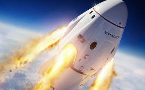 Missão NASA/SpaceX Dispara Black Sabbath no Espaço!