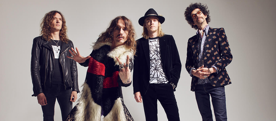 "The Darkness, ""I Believe In A Thing Called Love"" Votada Melhor Música do Século"