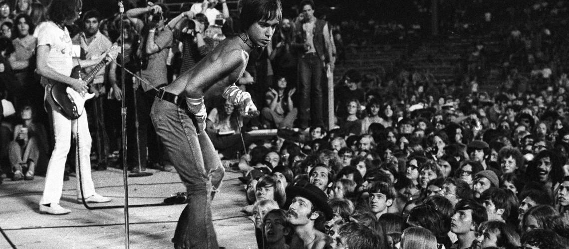 Third Man Records Edita Último Concerto da Formação Original dos Stooges