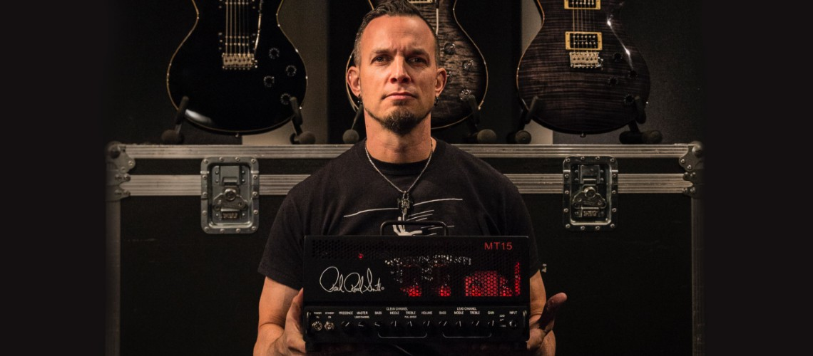 PRS Guitars, Amp de 100 Watts para Mark Tremonti