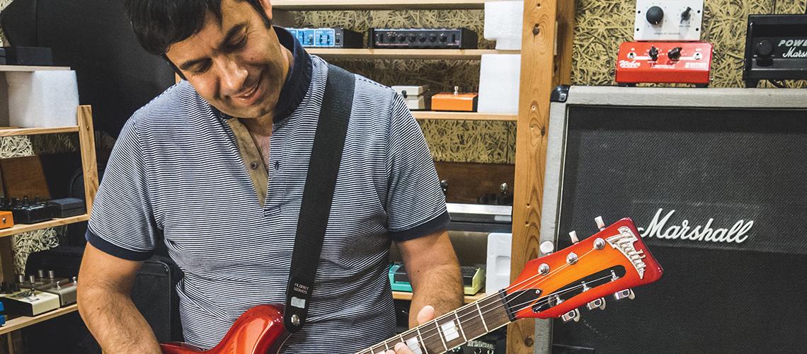 Vasco Vaz, Guitarristas Preferidos & Influências