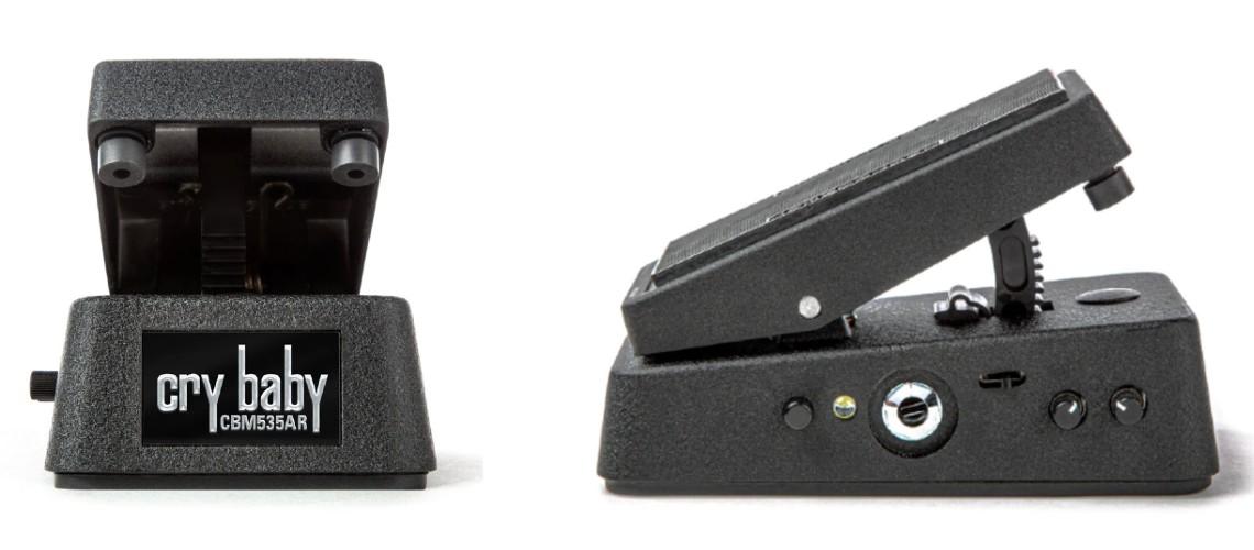 CRYBABY Mini 535Q, A Nova Versão Inclui Acção Automatizada
