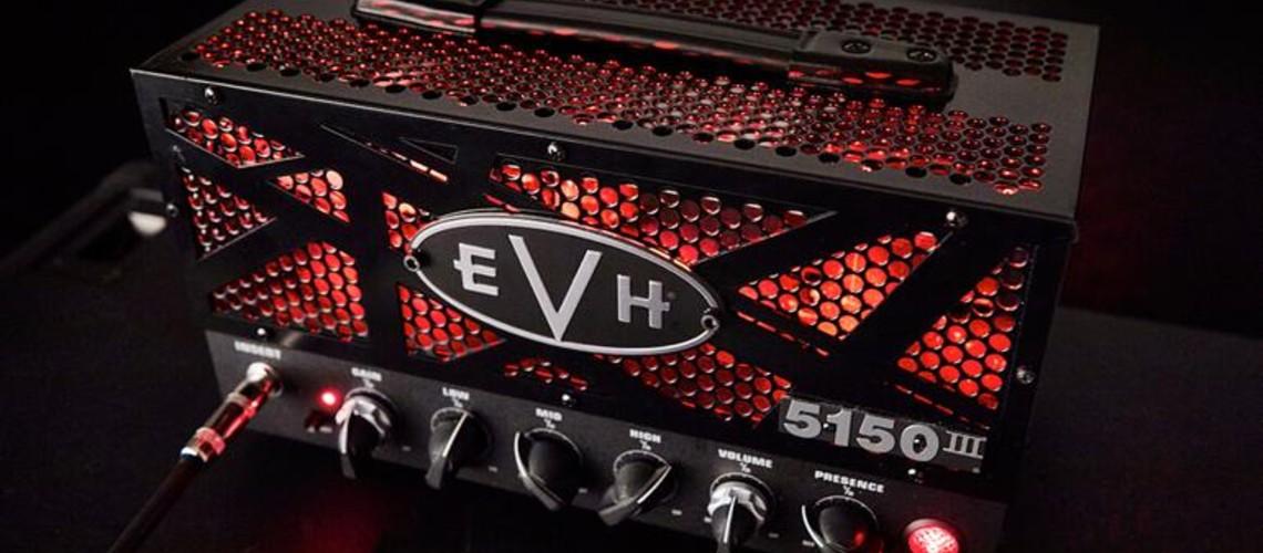 EVH Gear 5150III 15W LBX-S, Novo Cabeço Lunchbox