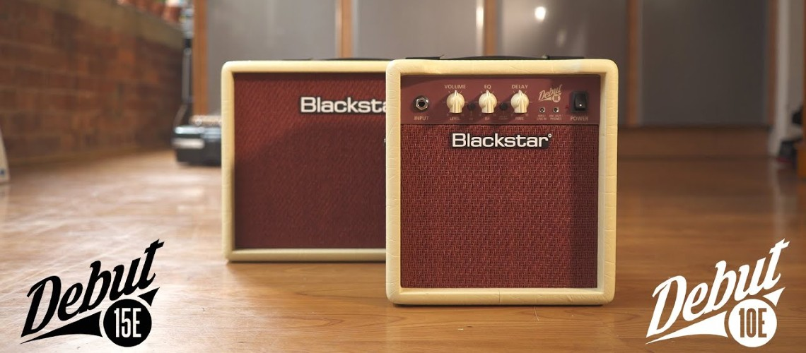 Novos Mini Amps Blackstar